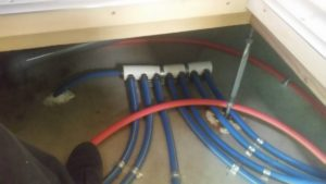 一般住宅水道配管1
