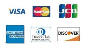 利用可能クレジットカード2