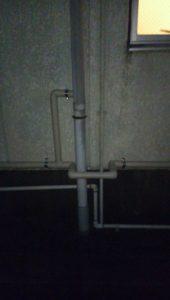 水道管入れ替え工事1