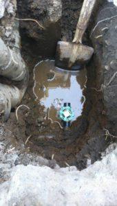給水バルブ修繕1