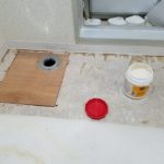 マンション洗濯排水修理C2