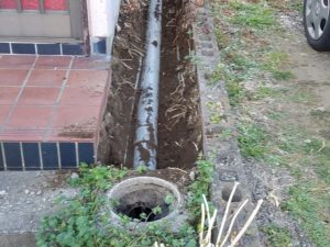 排水管修繕工事A1
