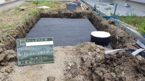 雨水処理種施設工事C1